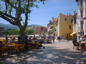 flat to rent France Collioure